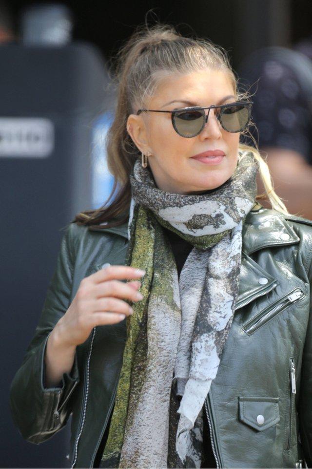 44-річна Fergie здивувала шанувальників своїм виглядом - фото 341162