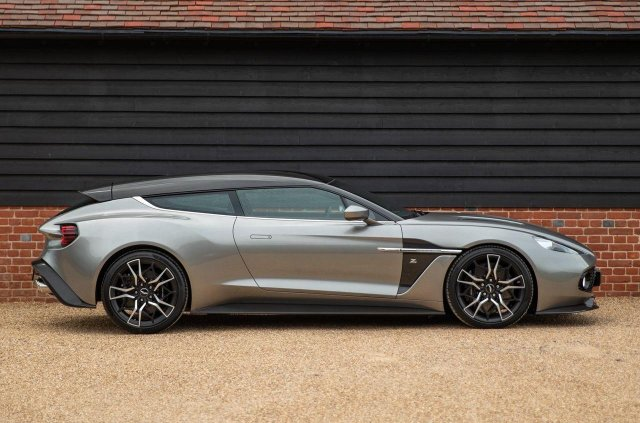 Колекційний універсал Aston Martin виставили на продаж - фото 341173