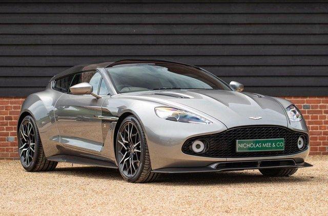 Колекційний універсал Aston Martin виставили на продаж - фото 341174