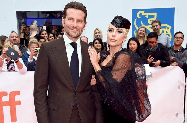 Lady Gaga & Bradley Cooper - фото 341204