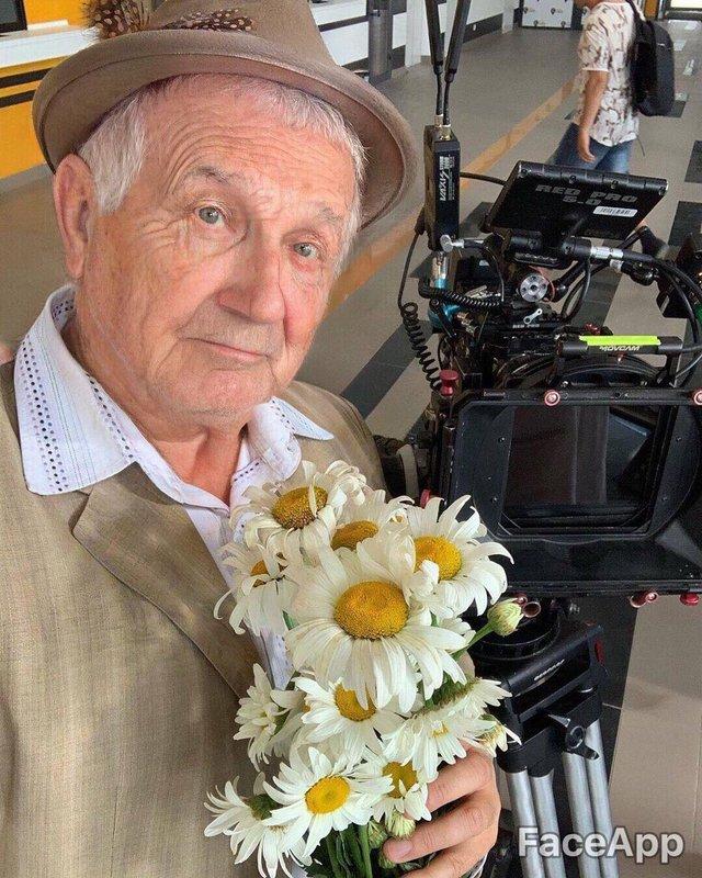 Як будуть виглядати українські зірки у старості: фотоперетворення з FaceApp - фото 341288