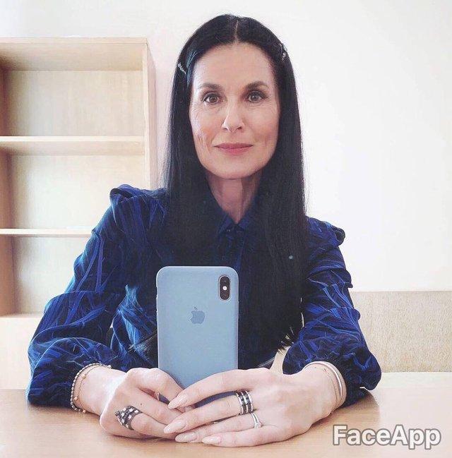 Як будуть виглядати українські зірки у старості: фотоперетворення з FaceApp - фото 341290