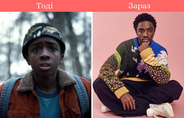 Дітки виросли: як змінилися актори серіалу Дуже дивні справи - фото 341508
