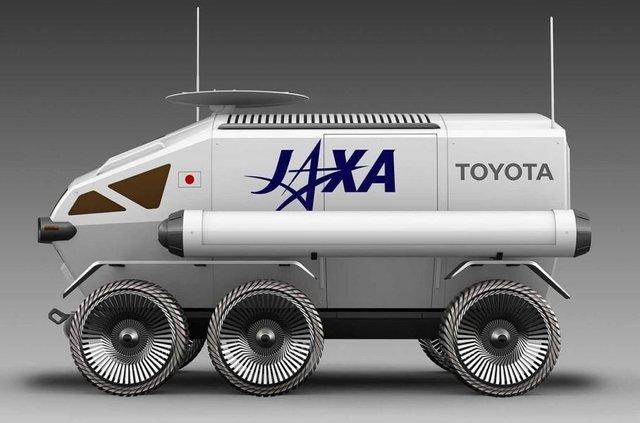 Яким буде місяцехід від японської компанії Toyota - фото 341595