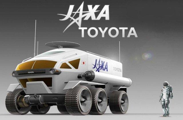 Яким буде місяцехід від японської компанії Toyota - фото 341596