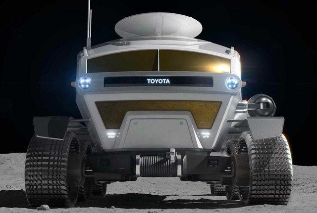 Яким буде місяцехід від японської компанії Toyota - фото 341599