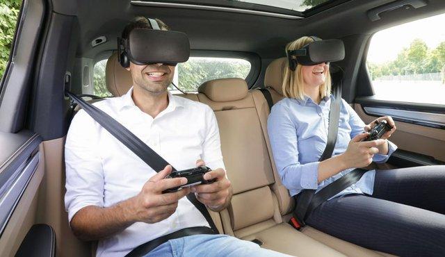 Ігри зможуть грати пасажири на задньому ряду - фото 341611