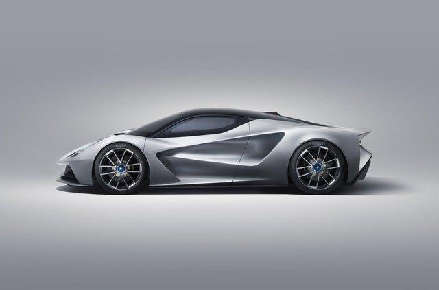 Lotus випустив найпотужніший серійний автомобіль у світі - фото 341647