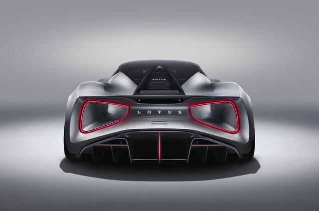 Lotus випустив найпотужніший серійний автомобіль у світі - фото 341648