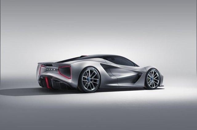 Lotus випустив найпотужніший серійний автомобіль у світі - фото 341649