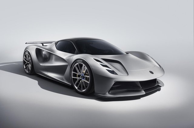 Lotus випустив найпотужніший серійний автомобіль у світі - фото 341650