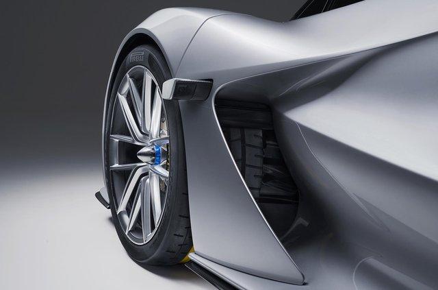 Lotus випустив найпотужніший серійний автомобіль у світі - фото 341651
