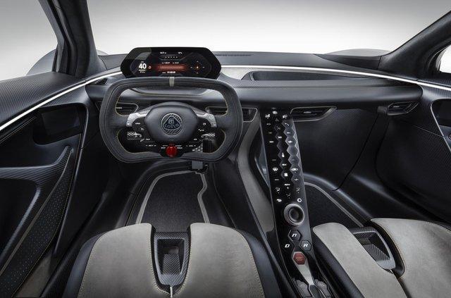 Lotus випустив найпотужніший серійний автомобіль у світі - фото 341654