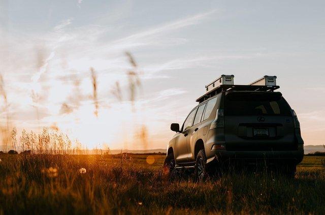 Lexus побудував позашляховик для шукачів пригод - фото 341853