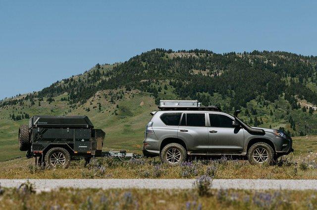 Lexus побудував позашляховик для шукачів пригод - фото 341855