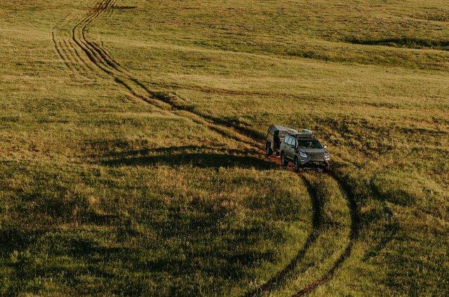 Lexus побудував позашляховик для шукачів пригод - фото 341857