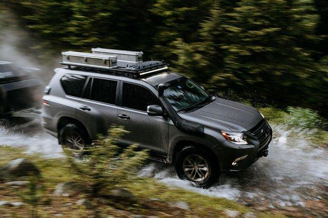Lexus побудував позашляховик для шукачів пригод - фото 341858