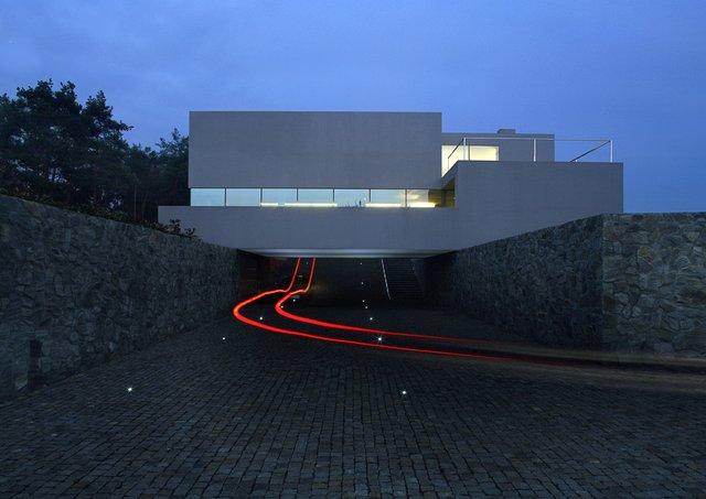 Будинок майбутнього: незвичайний особняк побудували у Польщі - фото 342141