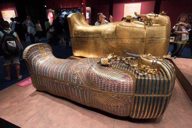 Саркофаг Тутанхамона відправлять на реставрацію вперше - фото 342169