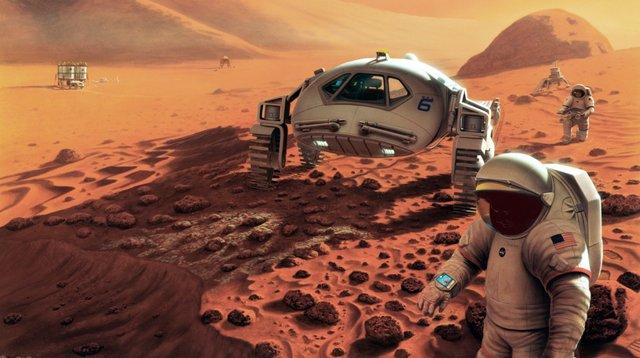 Це допоможе знизити негативний вплив на організм космонавта - фото 342187