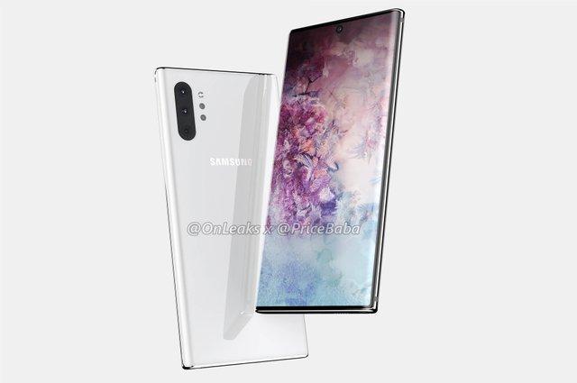 Samsung Galaxy Note10 покажуть 7 серпня - фото 342229