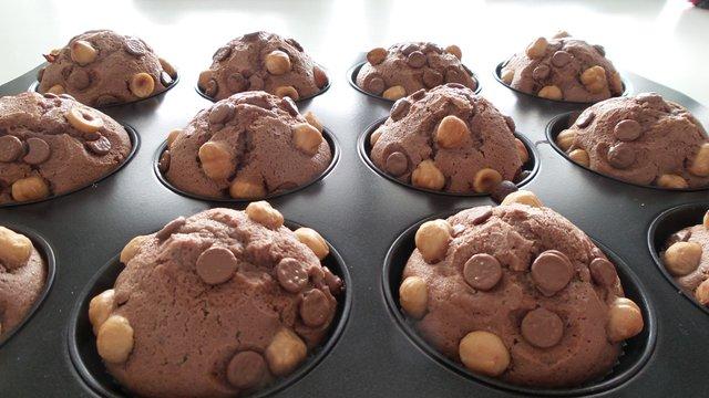 Ось як приготувати розкішний кекс-брауні - фото 342234