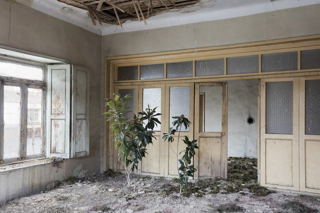 Природа забирає своє: вражаючі фото занедбаних споруд столиці Ірану - фото 342361
