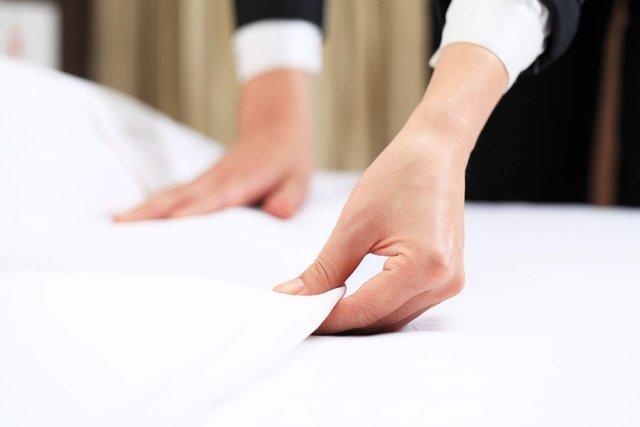 Як дізнатися, чи чисту білизну вам дали в готелі  - фото 342388