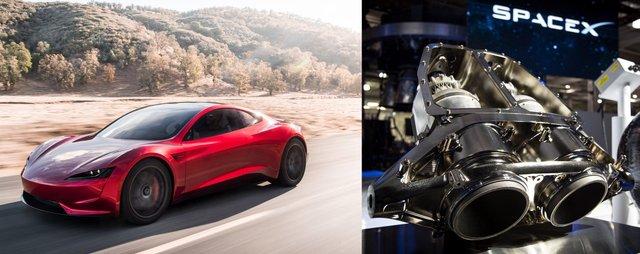 Tesla покаже гіперкар, який працює на ракетному паливі - фото 342417