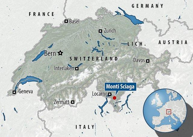 На півдні Швейцарії продають будинки за один євро - фото 342631