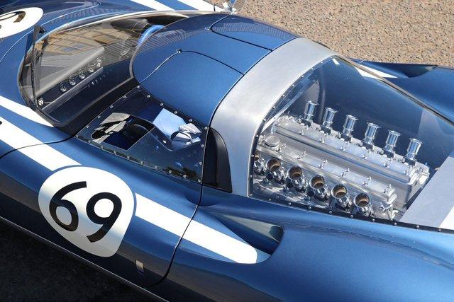 Унікальний прототип Jaguar з 60-х перетворили на спорткар - фото 342674