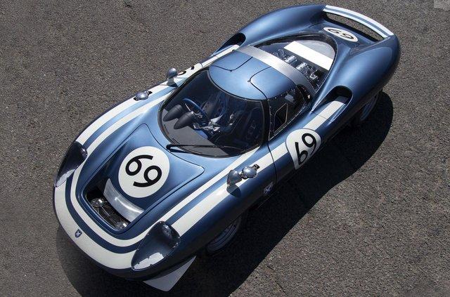 Унікальний прототип Jaguar з 60-х перетворили на спорткар - фото 342675