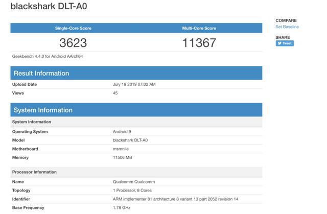 Snapdragon 855 Plus встановив рекорд продуктивності в Geekbench - фото 342715
