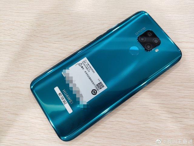 У мережі з'явилися живі фото Huawei Nova 5i Pro - фото 342718
