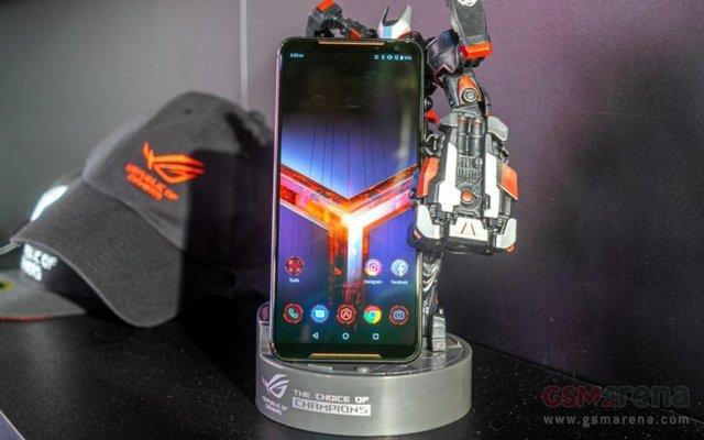 Шалена автономність та продуктивність: представлено ASUS ROG Phone 2 - фото 342732