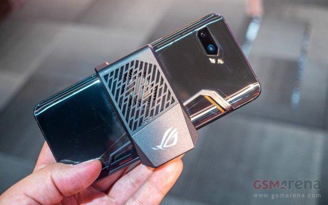 Шалена автономність та продуктивність: представлено ASUS ROG Phone 2 - фото 342734