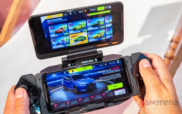 Шалена автономність та продуктивність: представлено ASUS ROG Phone 2 - фото 342735