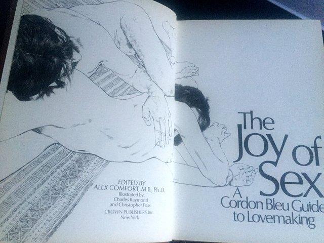 Watch joy of sex