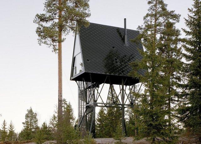 Посеред лісу в Норвегії з'явились ідеальні будиночки для інтровертів: фото - фото 342804
