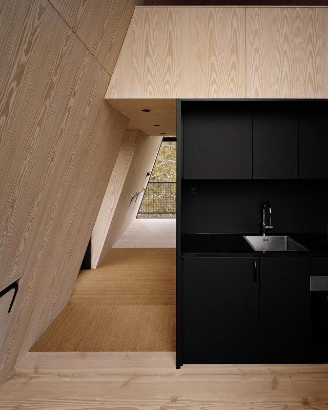 Посеред лісу в Норвегії з'явились ідеальні будиночки для інтровертів: фото - фото 342808