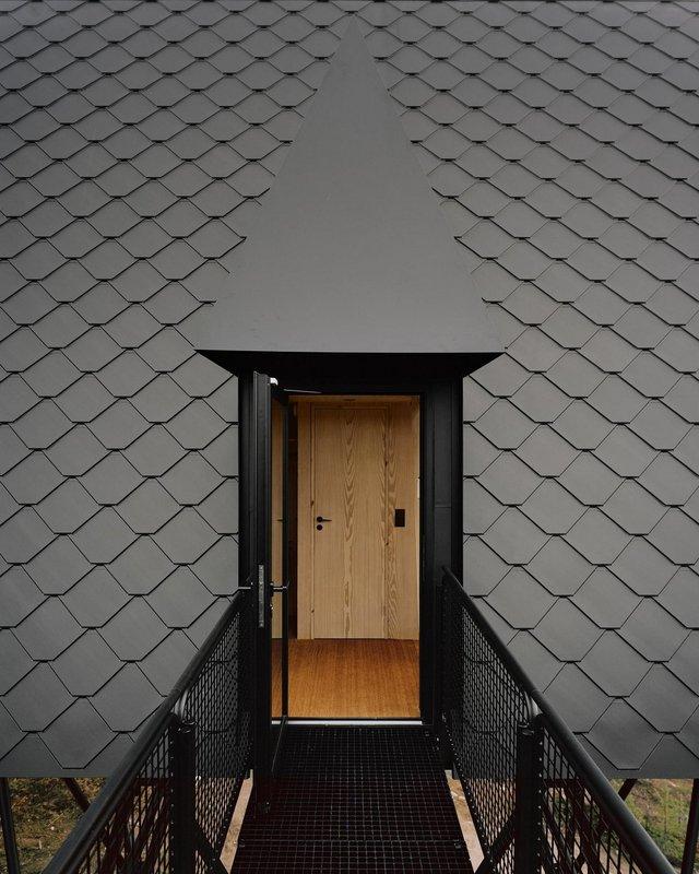 Посеред лісу в Норвегії з'явились ідеальні будиночки для інтровертів: фото - фото 342809