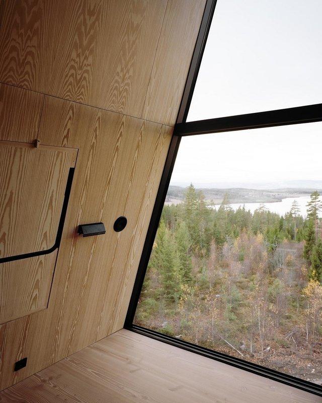 Посеред лісу в Норвегії з'явились ідеальні будиночки для інтровертів: фото - фото 342814