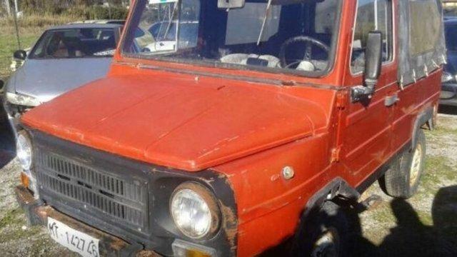 В Італії на продаж виставили український позашляховик - фото 342943