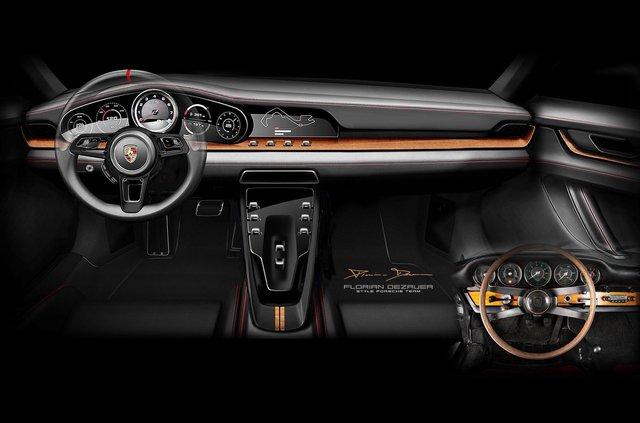 Porsche випустить серію 'вінтажних' 911 - фото 343033