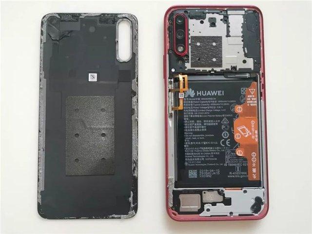 Легко ремонтувати: що ще показало розбирання смартфона HONOR 9X - фото 343251