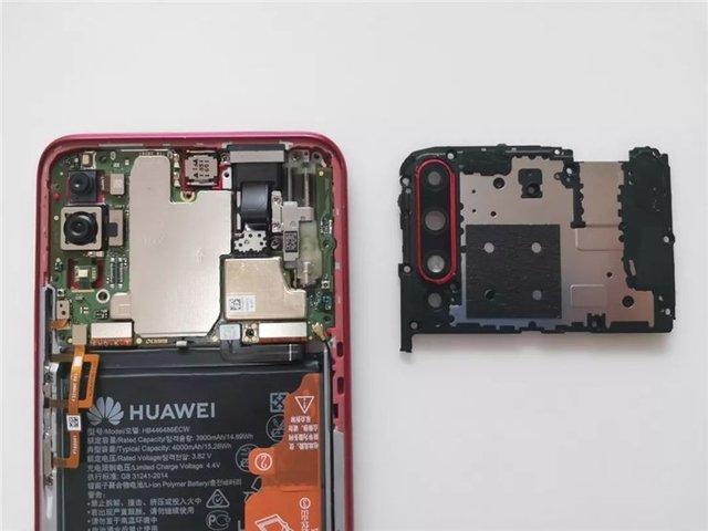 Легко ремонтувати: що ще показало розбирання смартфона HONOR 9X - фото 343252