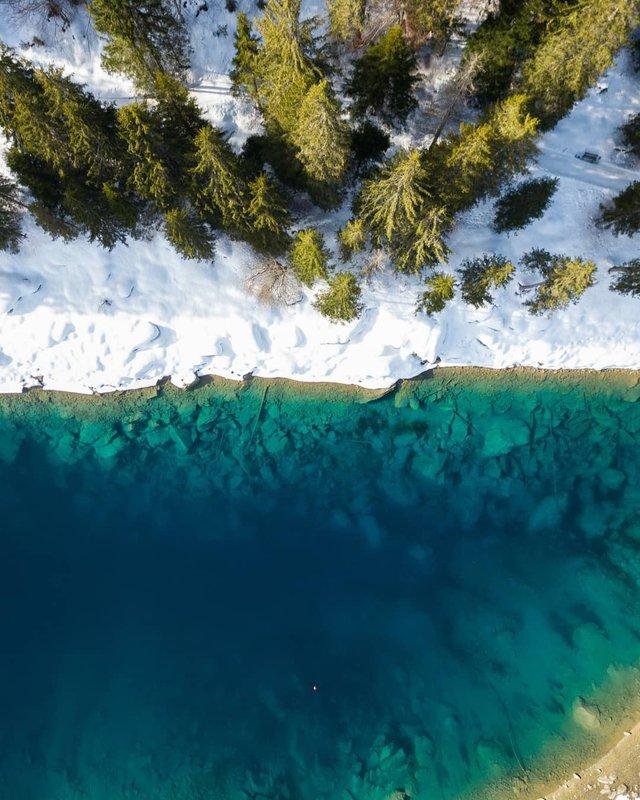 Подорож Швейцарією у різні пори року: захопливі фото - фото 343394