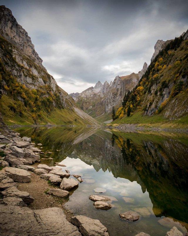 Подорож Швейцарією у різні пори року: захопливі фото - фото 343398