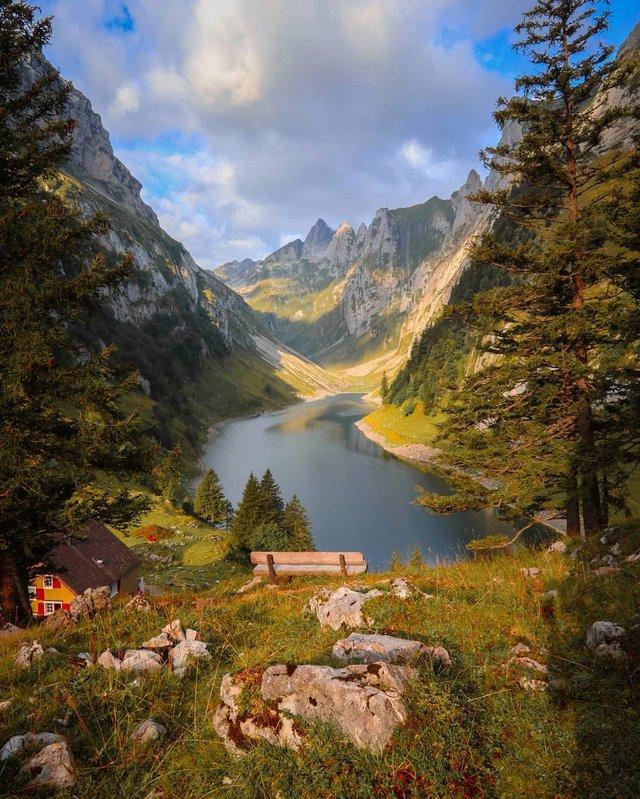Подорож Швейцарією у різні пори року: захопливі фото - фото 343403