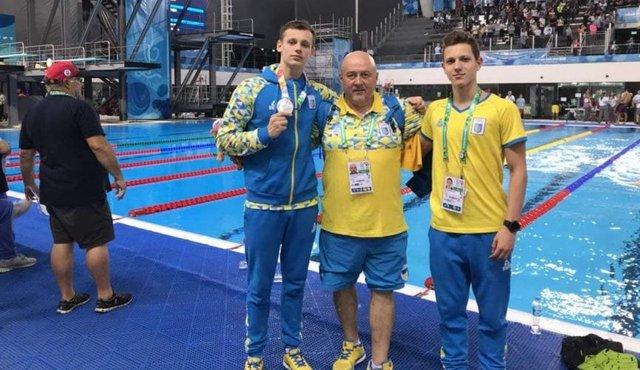 18-річний плавець встановив новий рекорд України: швидкість вражає! - фото 343533
